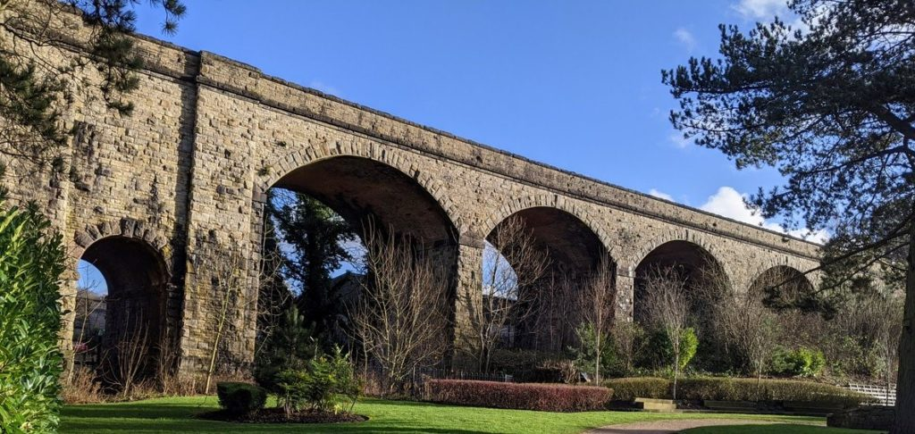 Bollington Viaduct