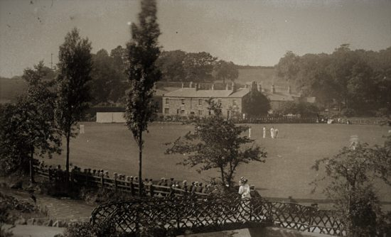 Cricket Ground Early 1900s