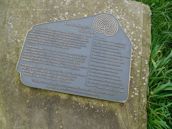 Labyrinth Plaque