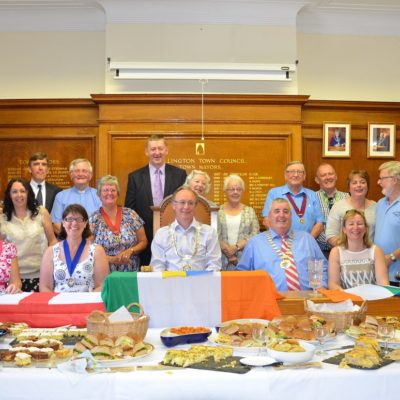 Thurles Group In Town Hall